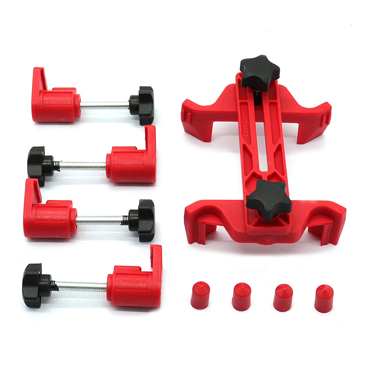 Timing Gear Clamp Set - Holds Valve Timing - Single, dual or quad overhead cam iztor