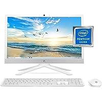 Deals on HP 21 All-in-One 20.7-in Desktop w/Intel Pentium, 128GB SSD