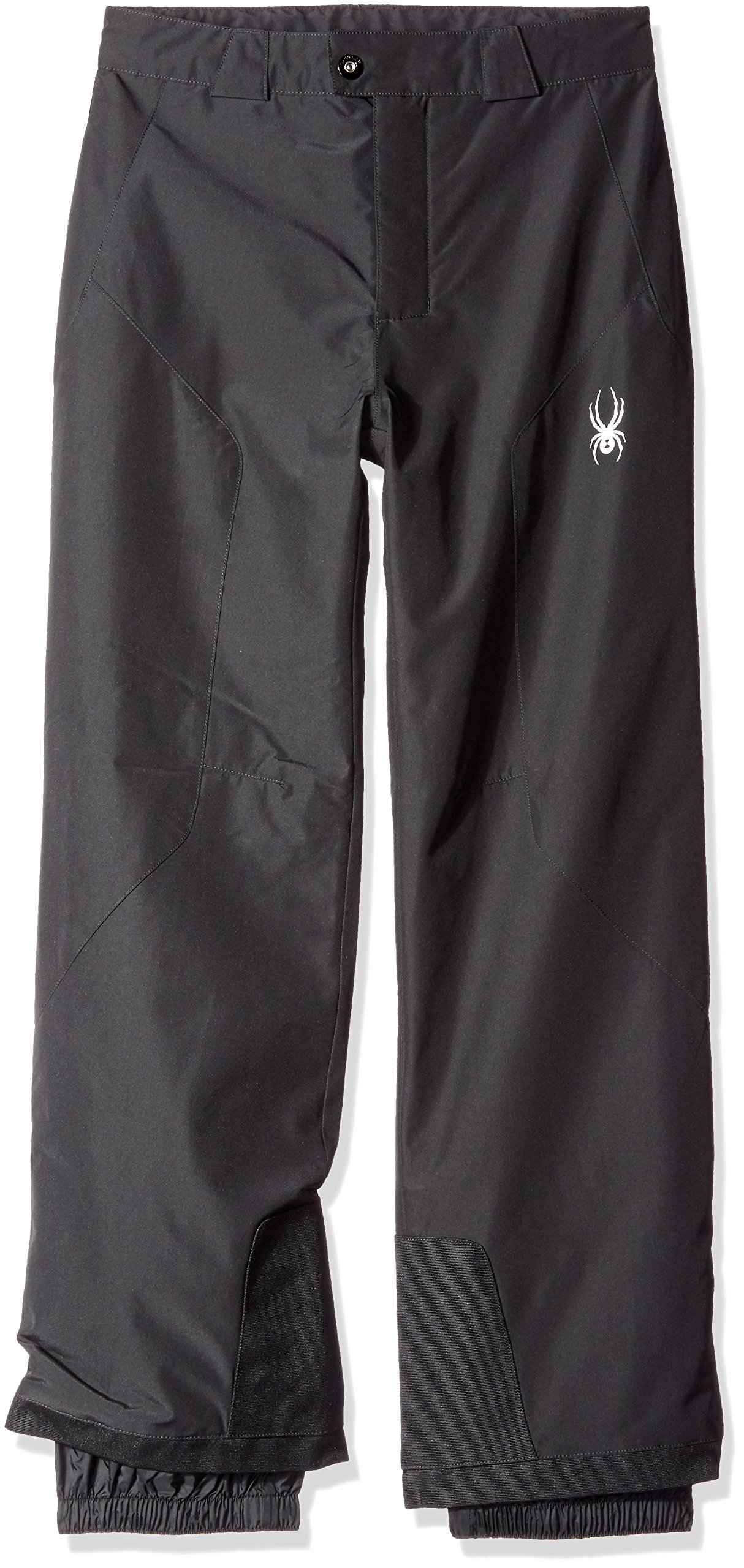 Spyder Boys Siege Pants, Small, Black