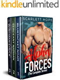 Alpha Forces  The Complete Series (Book 1-3)