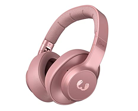 Fresh n Rebel Headphones Clam ANC Dusty Pink | On-Ear Auriculares Bluetooth