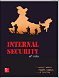 INTERNAL SECURITY OF INDIA KINDLE VERSION