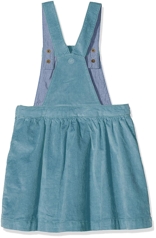 0b91c01f7b66 Fat Face Girl's Evie Cord Pinafore Dress: Amazon.co.uk: Clothing