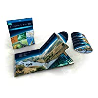 Planet Earth Special Edition Gift Set Blu-ray Deals
