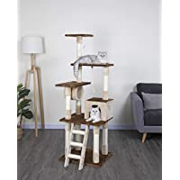 Deals on Go Pet Club Cat Tree Furniture Condo, 67-Inch