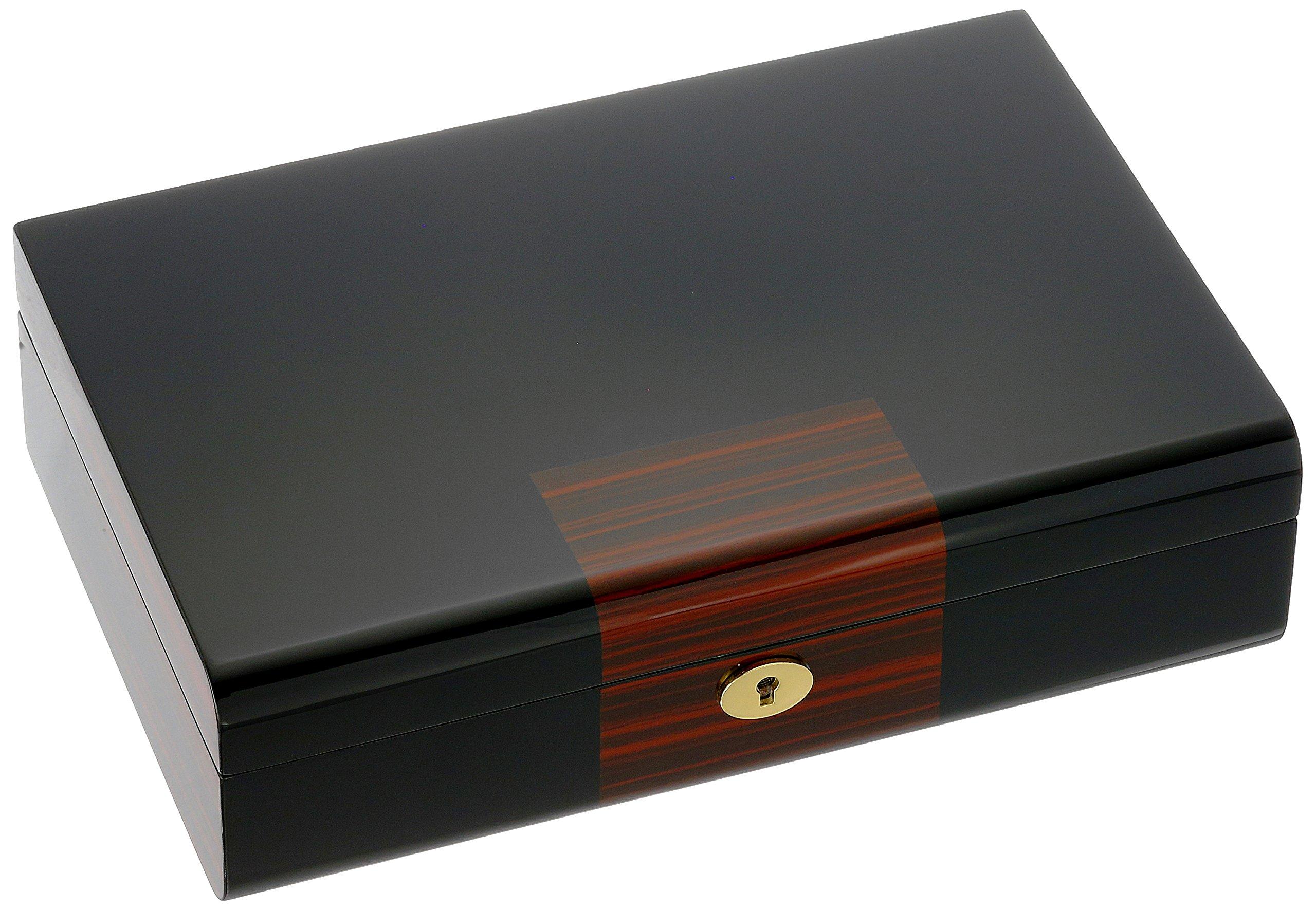 Diplomat 34-657 Prestige Wood Watch Case