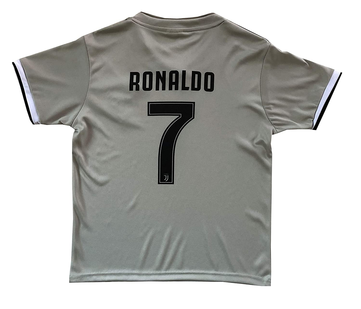 c82decba06c1a Amazon.com   FCM 2018 2019 CR7 New  7 Cristiano Ronaldo Kids Soccer Jersey    Shorts Youth Sizes   Sports   Outdoors
