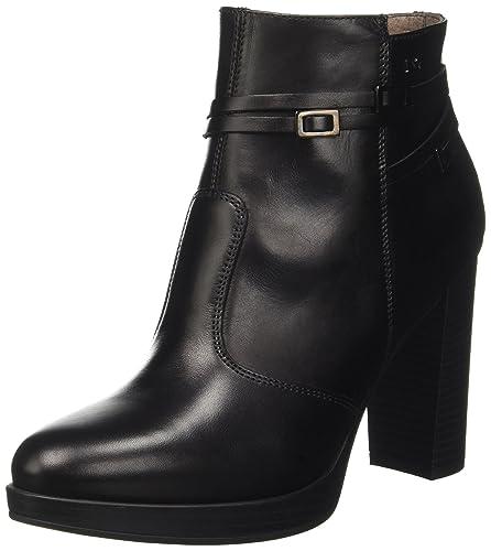 Nero Giardini A719111D Bottes et Bottines Femme Black 37 Flecs Chaussures DERBY Flecs soldes CUdic
