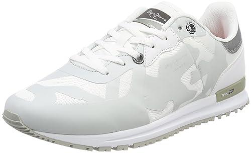 Pepe Jeans Tinker Pro Seal Camu, Zapatillas Hombre: Amazon.es: Zapatos y complementos