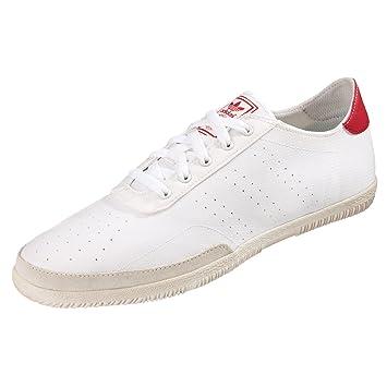 Q20148|Adidas Originals Plimsole 3 White|44 UK 9,5: Amazon