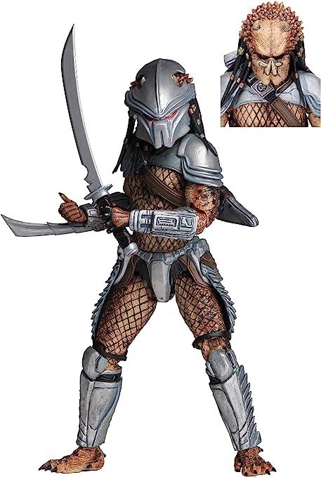 Predator Action Figure Machiko Serie 18 Neca