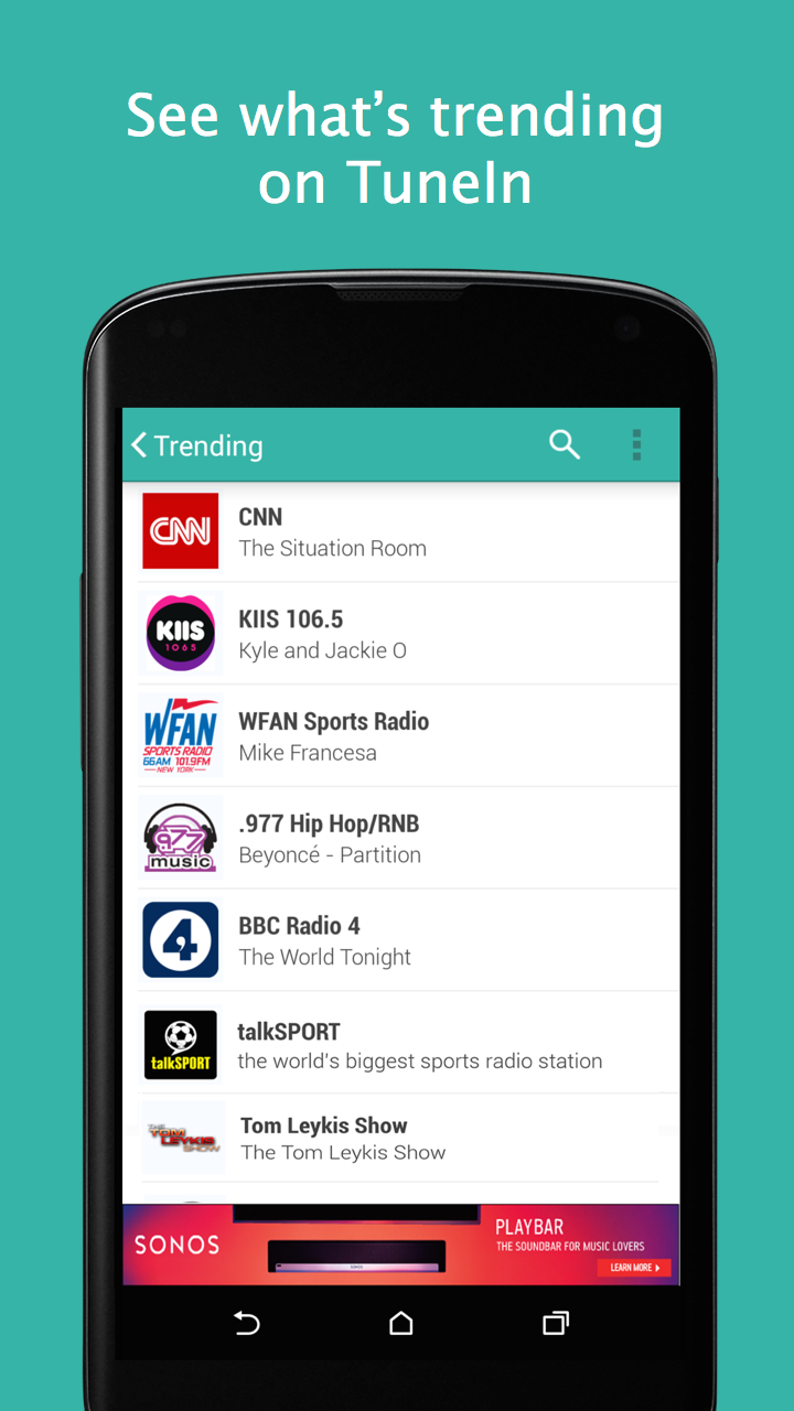 5 Best Radio Apps to Listen to Local AM/FM Radio with or