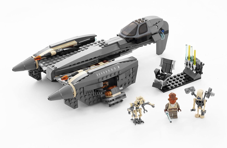 De Construction Wars 8095 Star Lego Grievous Starfighter General Jeux nOk8wP0