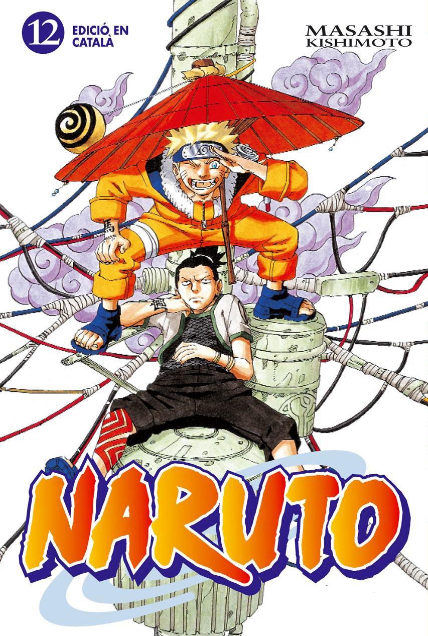 Naruto Cat. Nº12: MASASHI KISHIMO: 9788483571705: Amazon.com ...