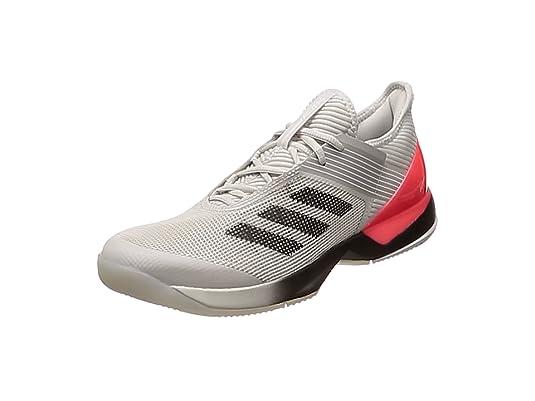 new style 54903 192b8 adidas Adizero Ubersonic 3 W, Zapatillas de Tenis para Mujer, Amarillo  (Amabri