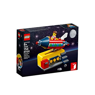 LEGO 40335 Space Rocket Ride: Toys & Games