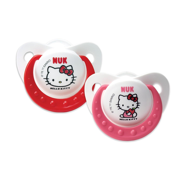 Amazon.com : Hello Kitty Tirador Chupete, 6-18 Meses : Baby