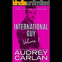 International Guy: Paris, New York, Copenhagen (International Guy Volumes Book 1) (English Edition)