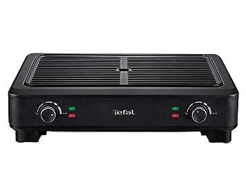 Tefal TG900812 parrilla eléctrica de contacto - Parrillas ...