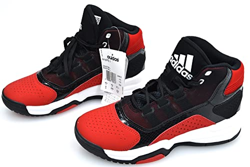 release date: 3cf31 92f26 ADIDAS SCARPA SNEAKER BASKETBALL DONNA ROSSO NERO ART. D69635 AMPLIFY J -  tualu.org