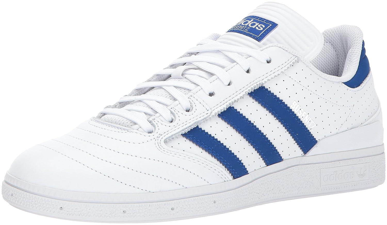 Adidas Men's Skateboarding The Busenitz Sneaker 5.5 M US|White/Collegiate Royal/White