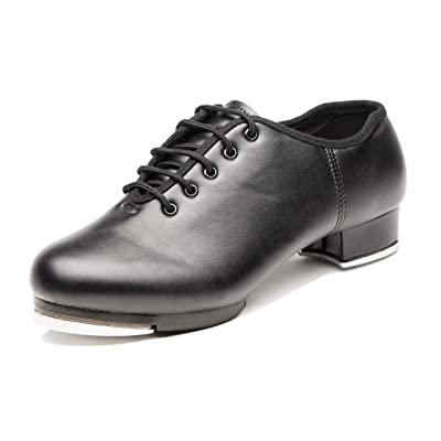 Joocare Women's Split Sole Jazz Tap Dance Shoes (Adult/Unisex for Big Kid) | Oxfords