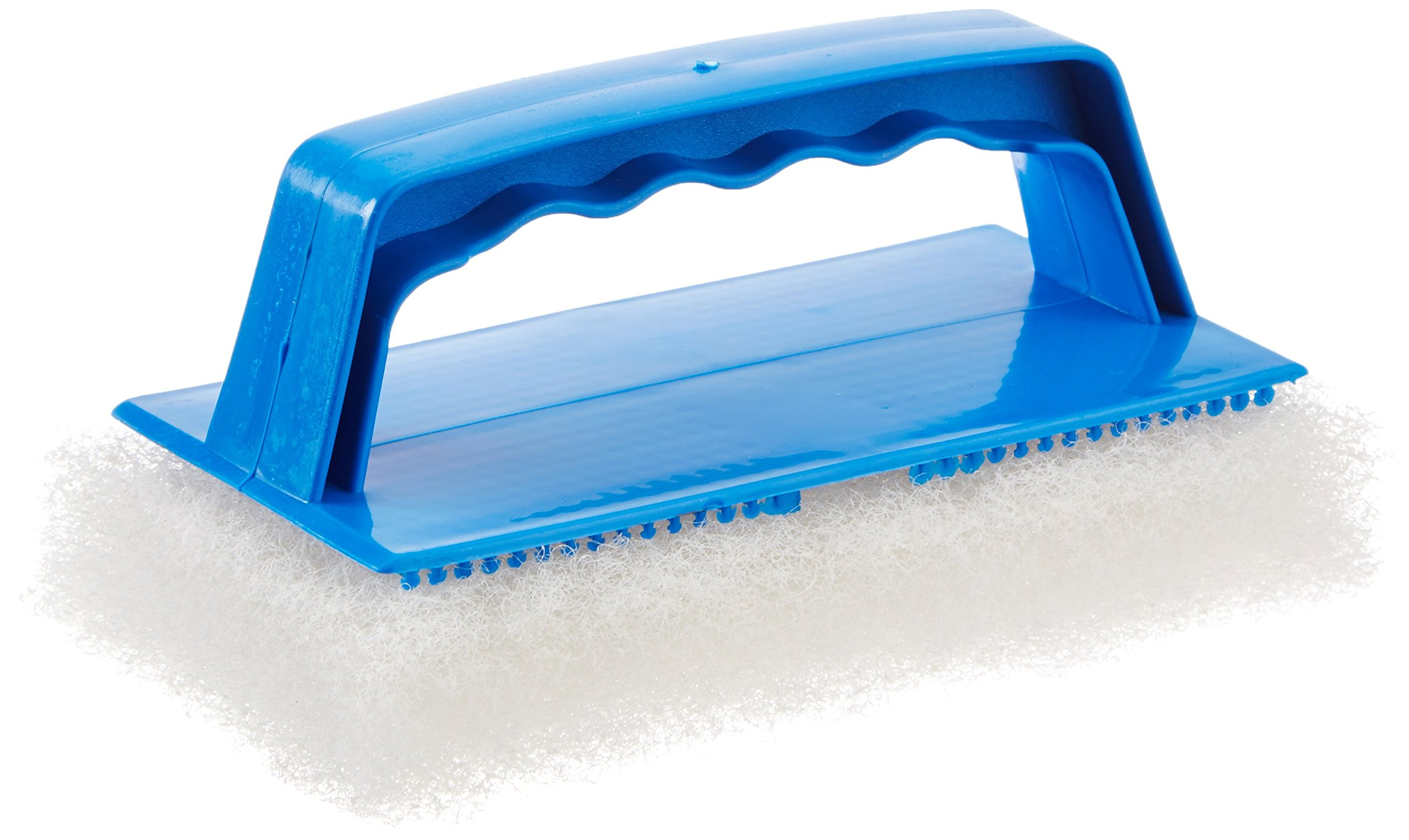 Star brite Scrub Pad with Handle - Choose from 3 Different Textures