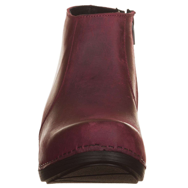 9c01c2c55a7f7 ... Damen Damen Damen Stiefel   Stiefeletten Rot rot 36 EU 571cae