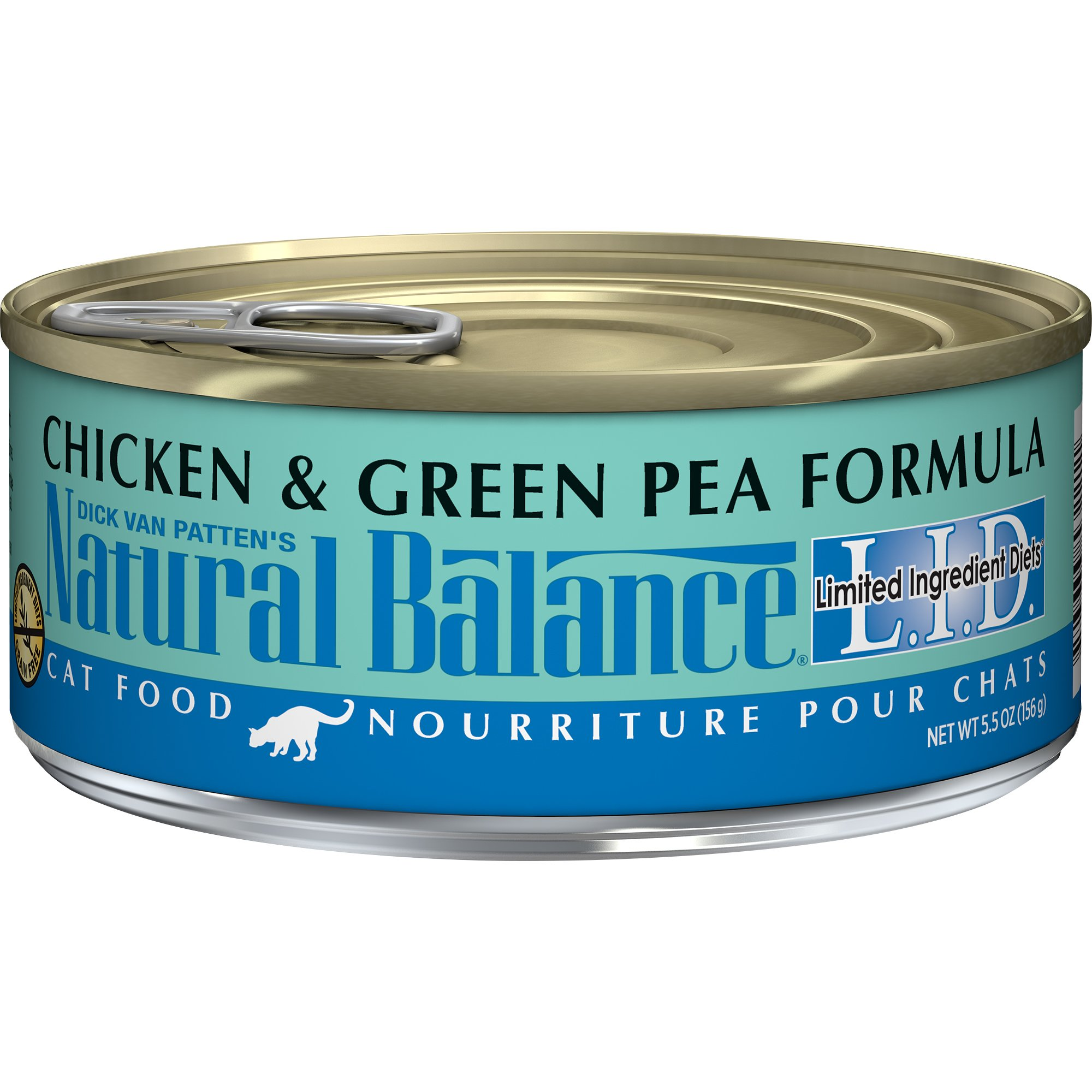 Natural Balance Limited Ingredient Wet Cat Food