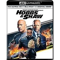 Fast & Furious Presents: Hobbs & Shaw 4K UHD Digital Deals