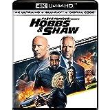 Fast & Furious Presents: Hobbs & Shaw [Blu-ray]