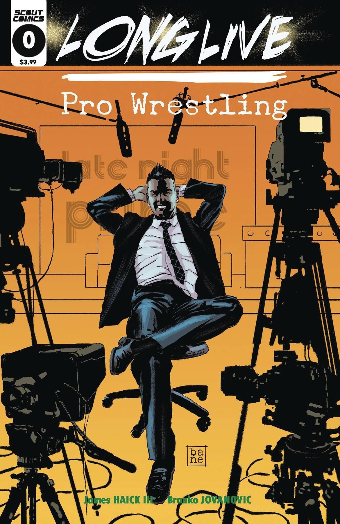 Download LONG LIVE PRO WRESTLING #0 ebook