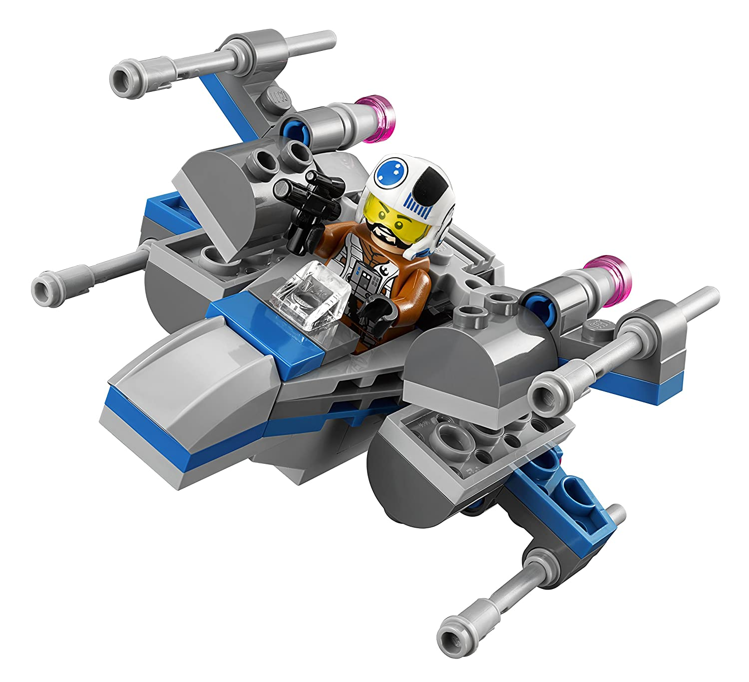 Lego Star Wars X Wing Starfighter: LEGO Star Wars Resistance X-Wing Fighter 75125