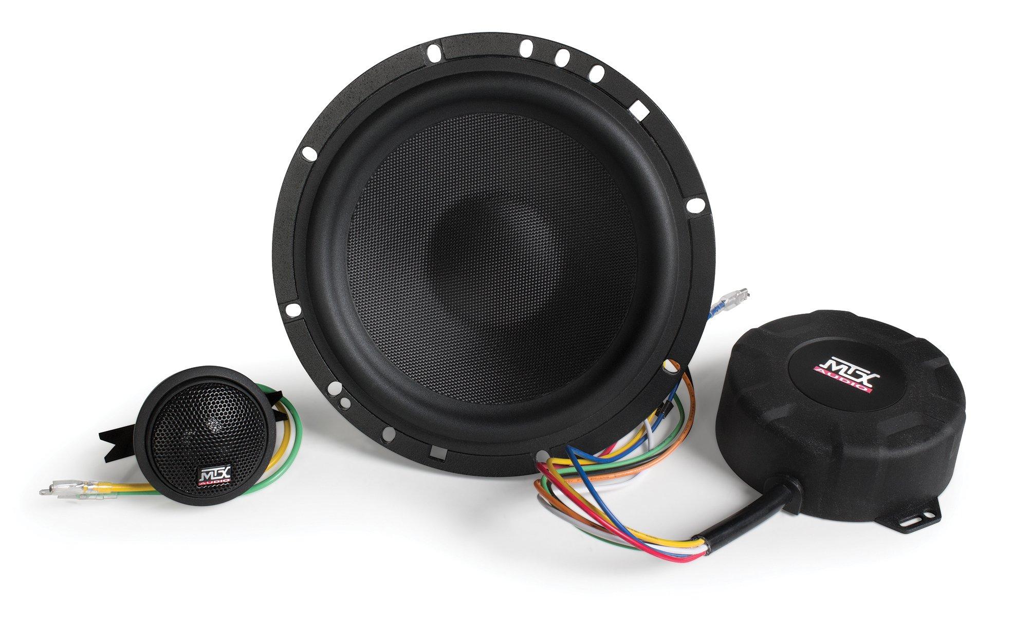 MTX Audio SS7 Signature Series Speakers - Set of 2