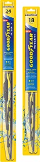 product image for Goodyear Integrity Windshield Wiper Blades, 24 Inch & 18 Inch