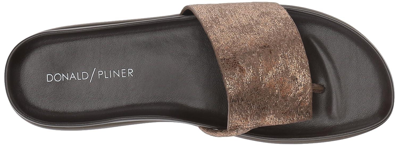 Donald J Pliner Women's 8 Fifi19 Slide Sandal B071H27VLV 8 Women's B(M) US|Taupe 9b48c1