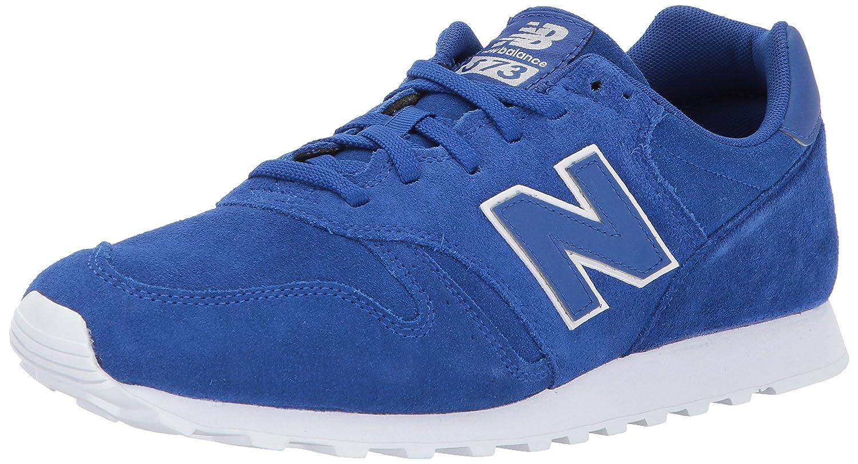 New Balance 373, Zapatillas Hombre 43 EU|Azul (Royal/White)