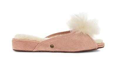 UGG Women's Yvett Chemise Pink Slipper 11 B ...