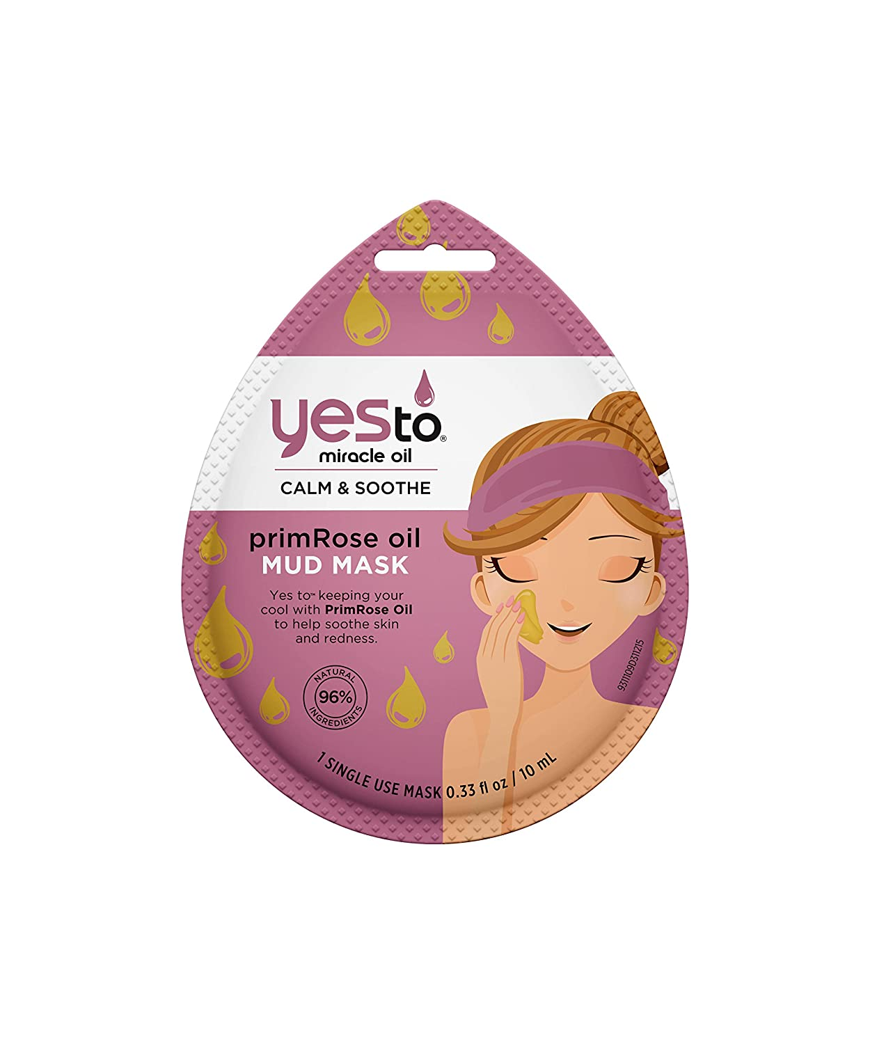 Yes to Primrose oil Mud Mask Yes To Inc. 1020798