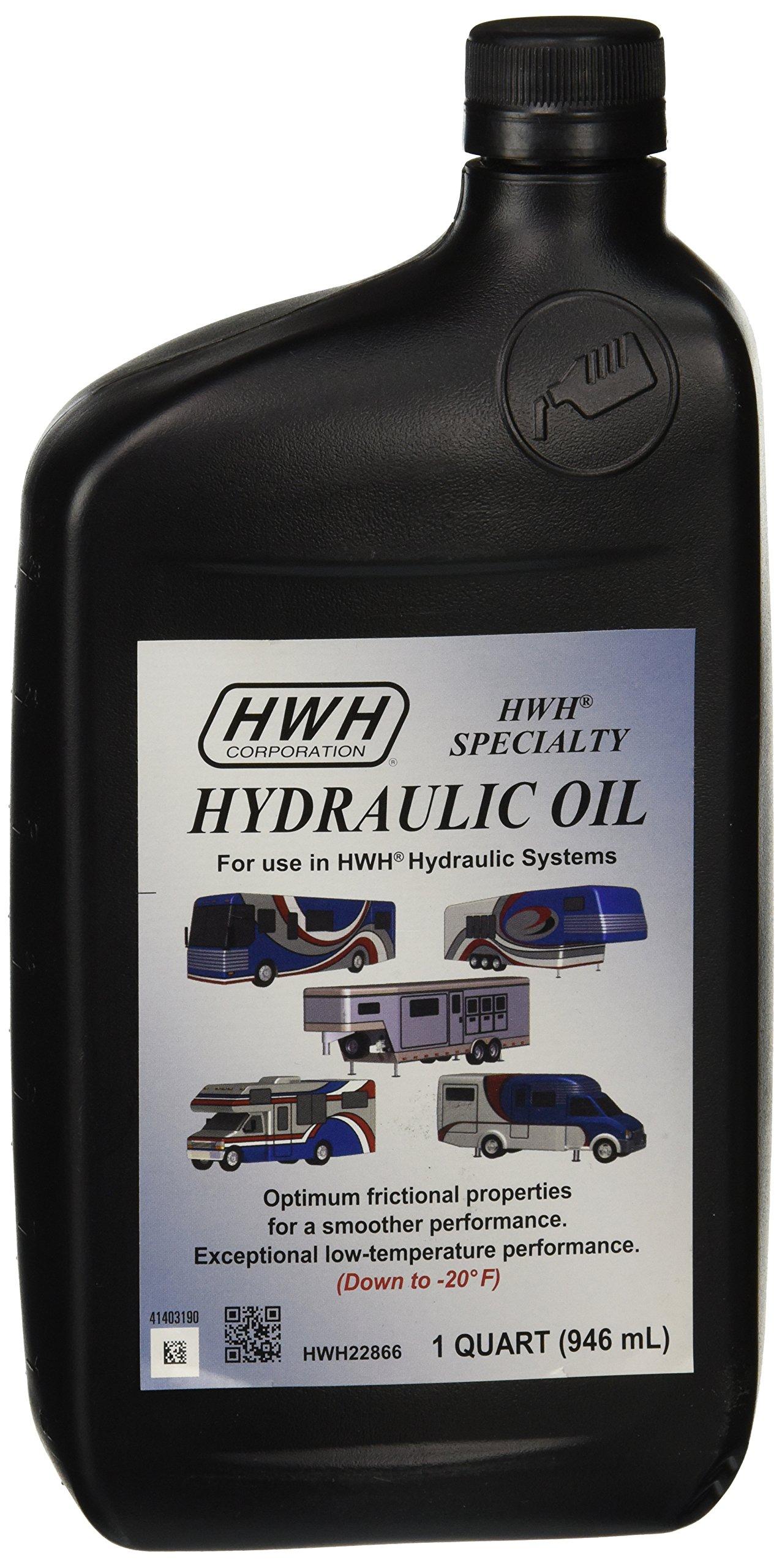 HWH Corporation HWH22866 Hydraulic Oil