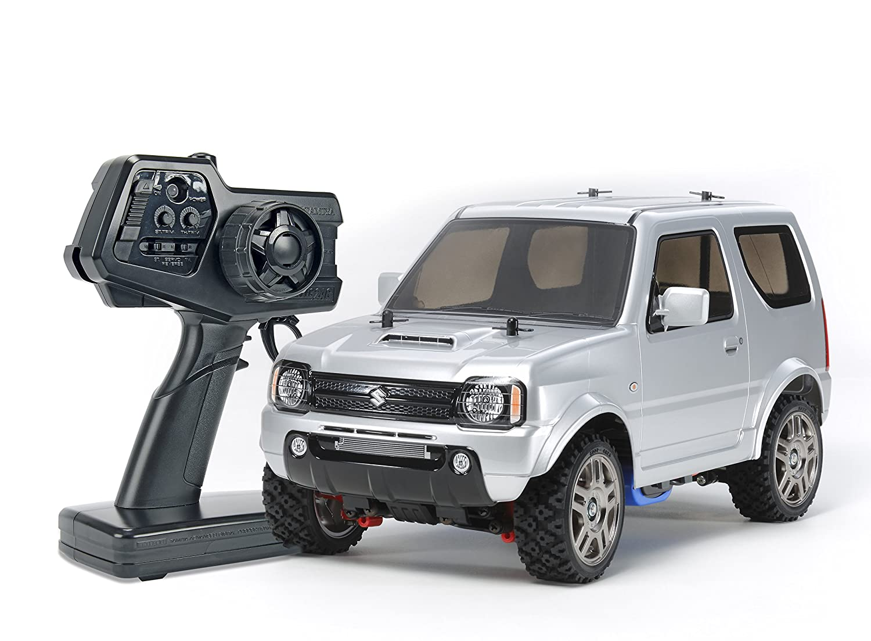 TAMIYA Dickie 300057888 - 1:10 RC XB Suzuki Jimny JB23 MF-01X, Funktionsmodellbau und Zubehoer Dickie - Tamiya