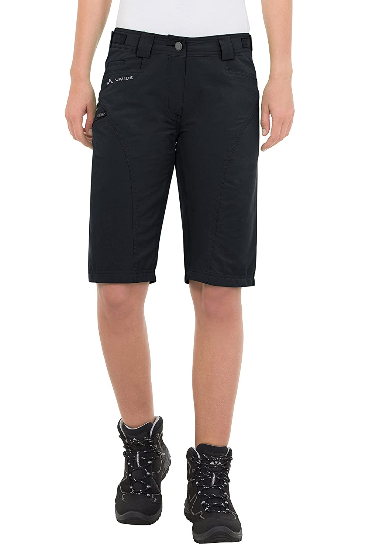 TALLA 36. VAUDE Hose Women's Rokua Bermuda II - Pantalones Cortos para Mujer