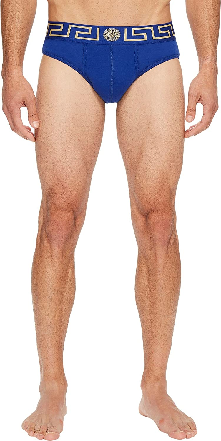 Versace Mens Iconic Low Rise Brief