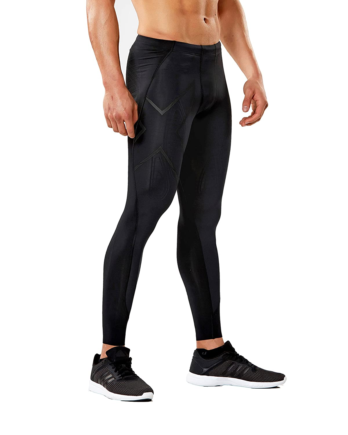 Image of 2XU Men's MCS Cross Training Compression Tights Compression Pants & Tights