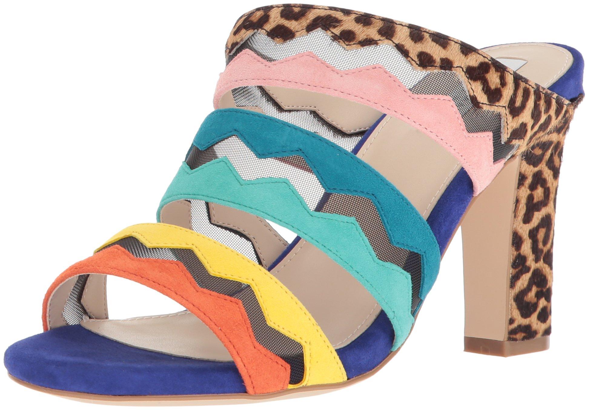 Cole Haan Women's Emilia High Slide Sandal, Ocelot, 7 B US