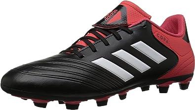 adidas Men's Copa 18.4 Fxg Soccer Shoe, Unity Ink/Aero Green/Hi-Res Green, 12 M US