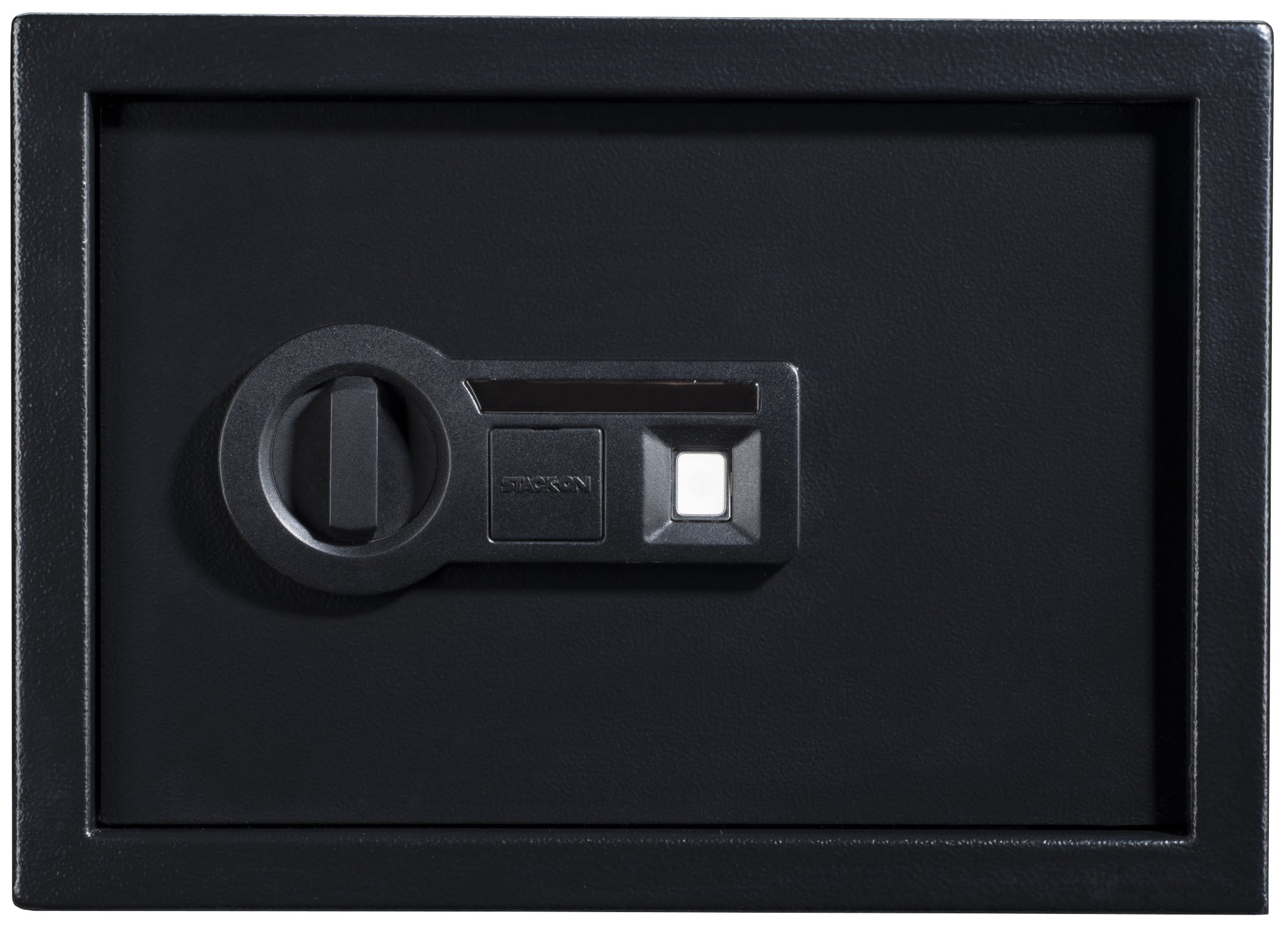 Stack-On PS-15-10-B Biometric Personal Safe with Adjustable Shelf, Black