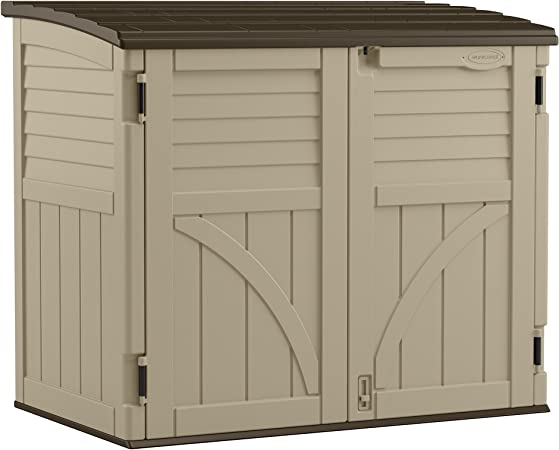 Suncast BMS3400 Horizontal Shed – Best Horizontal Resin Storage Shed