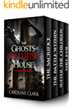 The Ghosts of RedRise House: 4 Book Box Set (The Spirit Guide)