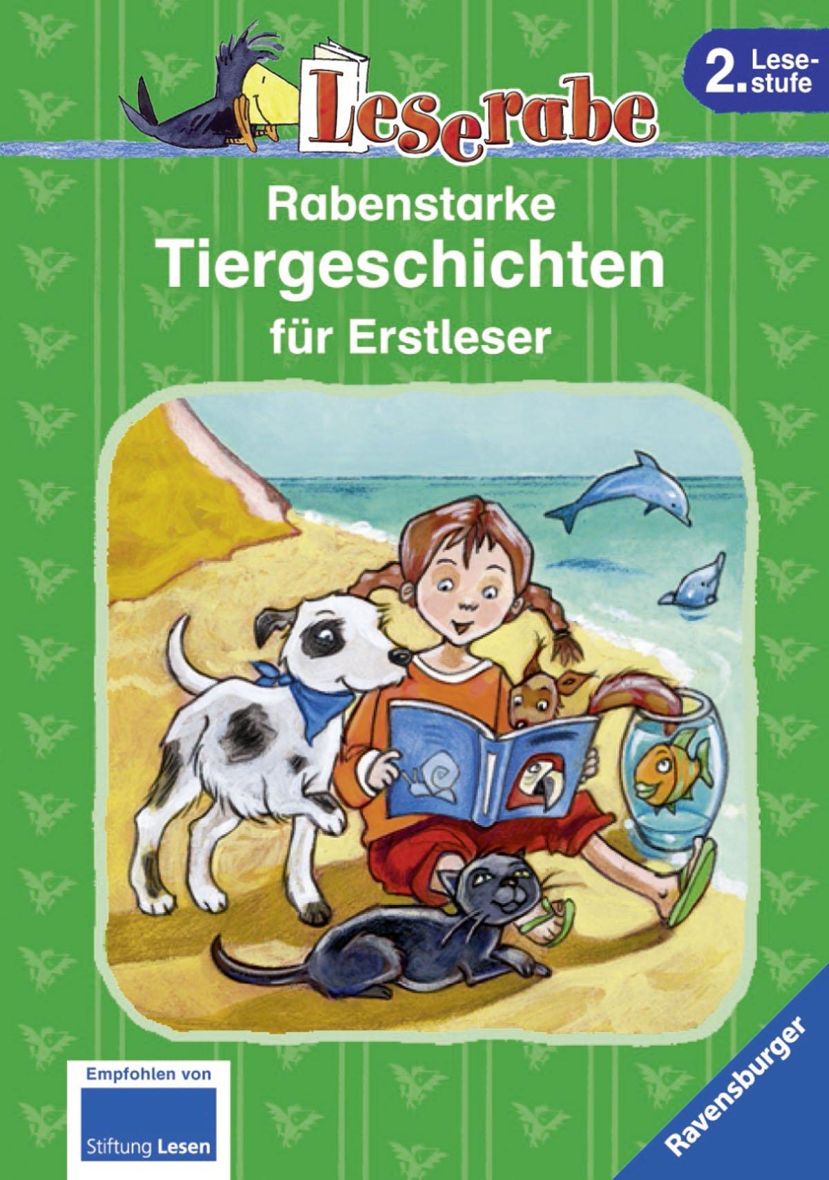 Rabenstarke Tiergeschichten für Erstleser (Leserabe - Sonderausgaben)